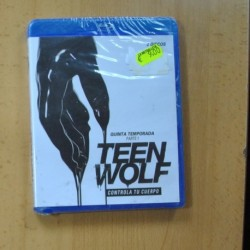 TEEN WOLF - QUINTA TEMPORADA - BLURAY