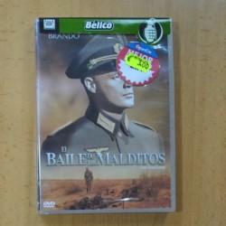 EL BAILE DE LOS MALDITOS - DVD