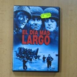 EL DIA MAS LARGO - DVD