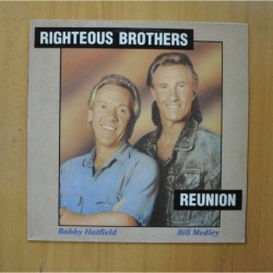 RIGHTEOUS BROTHERS - REUNION - LP