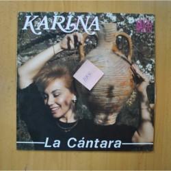 KARINA - LA CANTARA - MAXI