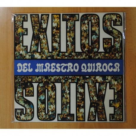 MAESTRO QUIROGA - EXITOS DEL MAESTRO QUIROGA - LP