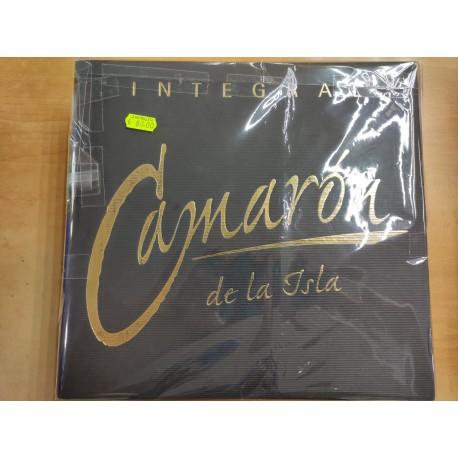 CAMARON - INTEGRAL - BOX CD