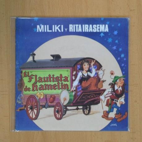 MILIKI Y RITA IRASEMA - EL FLAUTISTA DE HAMELIN - SINGLE