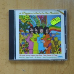 VARIOS - A REGGAE TRIBUTE TO THE BEATLES VOLUME 2 - CD