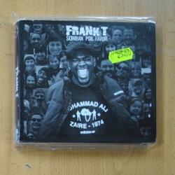 FRANK T - SONRIAN POR FAVOR - CD