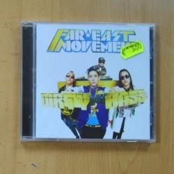 FAR EAST MOVEMENT - DIRTY BASS - CD