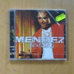 MENDEZ - ADRENALINA - CD