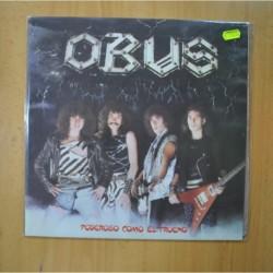 OBUS - PODEROSO COMO EL TRUENO - LP