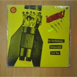 THE REVILLOS - DO THE MUTILATION - LP