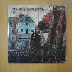 BLACK SABBATH - BLACK SABBATH / PARANOID - GATEFOLD - 2 LP