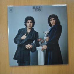 ELKIN & NELSON - ELKIN & NELSON - GATEFOLD - LP