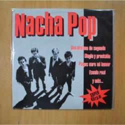 NACHA POP - UNA DECIMA DE SEGUNDO - MAXI
