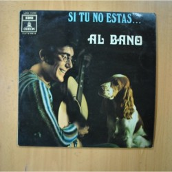 AL BANO - SI TU NO ESTAS - LP