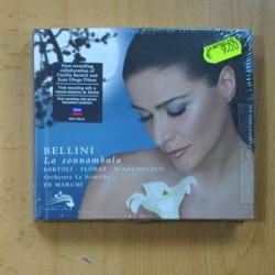 BELLINI - LA NOSSAMBULA - CD