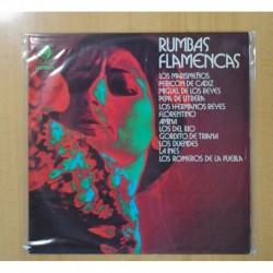 LOS MARISMEÑOS, PERICON DE CADIZ... - RUMBAS FLAMENCAS - LP