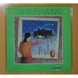 CORO VILLANCICOS PARRILLA DE JEREZ - ASI CANTA NUESTRA TIERRA EN NAVIDAD VOLUMEN 5 - LP