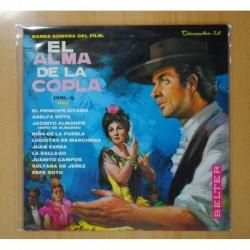 EL ALMA DE LA COPLA B.S.O. VOL 1 - LP