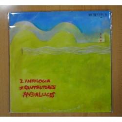 VARIOS - I ANTOLOGIA DE CANTAUTORES ANDALUCES - 2 LP