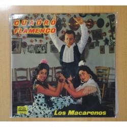 LOS MACARENOS - CUADRO FLAMENCO - LP