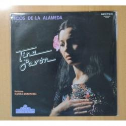 TINA PAVON - ECOS DE LA ALAMEDA - LP