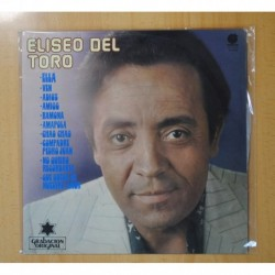 ELISEO DEL TORO - ELISEO DEL TORO - LP