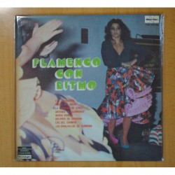 VARIOS - FLAMENCO CON RITMO - 2 LP