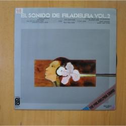 VARIOS - EL SONIDO DE FILADELFIA VOL 2 - LP
