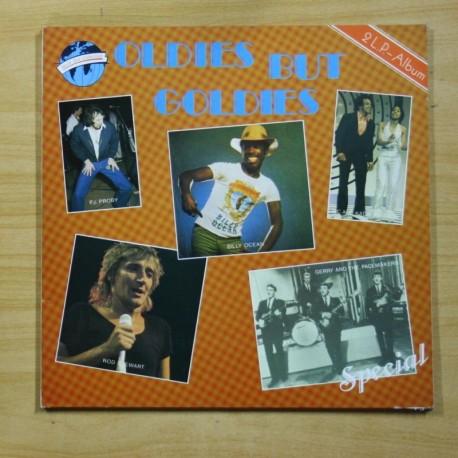 VARIOS - OLDIES BUT GOLDIES - GATEFOLD - 2 LP