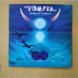 TOMITA - THE BERMUDA TRIANGLE - GATEFOLD - LP