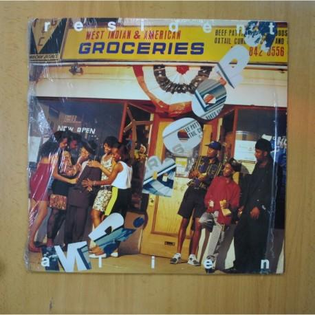 RESIDENT ALIEN - MR. BOOPS - LP