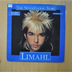 LIMAHL - THE NEVERENDING STORY - MAXI