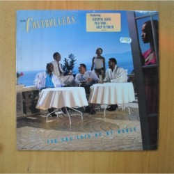 THE CONTROLLERS - FOR THE LOVE OF MY WOMAN - LP