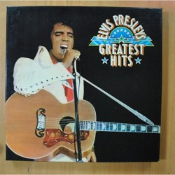 ELVIS PRESLEY - GREATEST HITS - BOX 7 LP