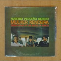 NUESTRO PEQUEÑO MUNDO - MULHER RENDEIRA / AMEN-JOSHUA FIT THE BATTLE OF JERIOO - SINGLE