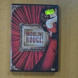 MOULIN ROUGE - DVD