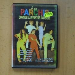 PARCHIS - CONTRA EL INVENTOR INVISIBLE - DVD
