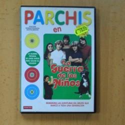 PARCHIS - LA GUERRA DE LOS NIÑOS - DVD