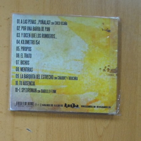 GENESIS - TRESPASS - LP