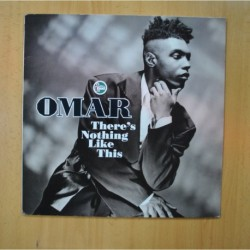 OMAR - THERE´S NOTHING LIKE THIS - LP