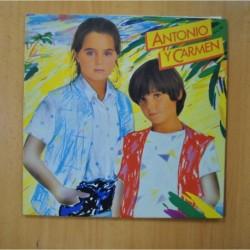 ANTONIO Y CARMEN - ANTONIO Y CARMEN - LP