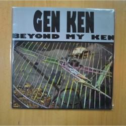 GEN KEN - BEYOND MY KEN - LP