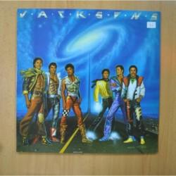 JACKSONS - VICTORY - GATEFOLD - LP