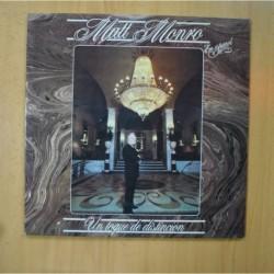 MATT MONRO - UN TOQUE DE DISTINCION - GATEFOLD - LP