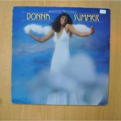 DONNA SUMMER - A LOVE TRILOGY - LP