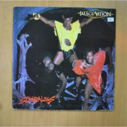 IMAGINATION - SCANDALOUS - GATEFOLD - LP
