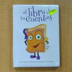 VARIOS - EL LIBRO DE LOS CUENTOS - DVD
