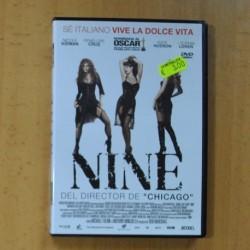 NINE - DVD