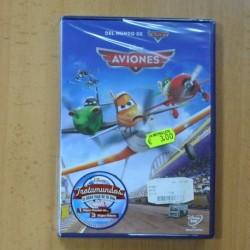 AVIONES - DVD