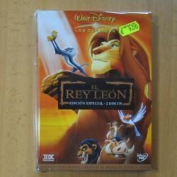 EL REY LEON - EDICION ESPECIAL - 2 DVD